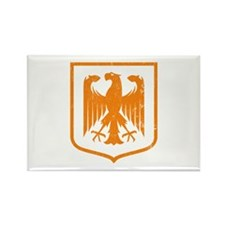 Strk3 German Eagle Rectangle Magnet