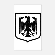 Strk3 German Eagle Rectangle Decal