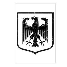 Strk3 German Eagle Postcards (Package of 8)