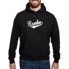 Rambo, Retro, Hoody