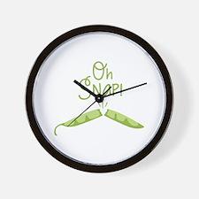 On Snap! Wall Clock