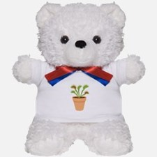 Venus Fly Trap Carnivorous Potted Plant Teddy Bear