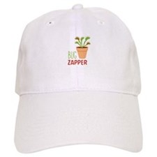 BUG ZAPPER Baseball Baseball Cap