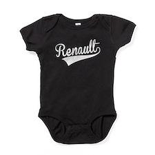 Renault, Retro, Baby Bodysuit