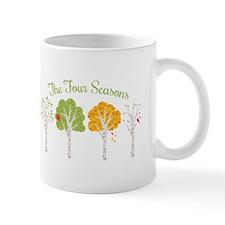 The Four Seasons Mugs