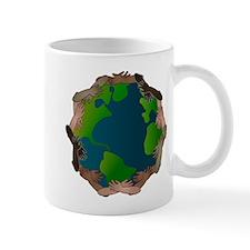 Earth Family Mugs