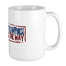 No Way To Happiness MugMugs