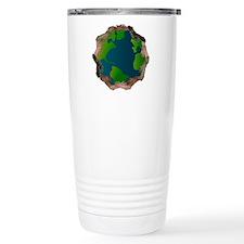 Earth Family Travel Mug