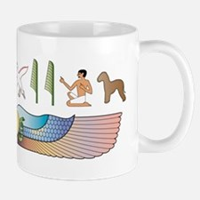 Bedlington Hieroglyphs Mug