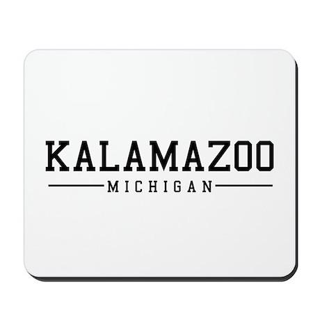 Kalamazoo, Michigan Mousepad
