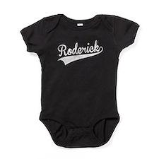 Roderick, Retro, Baby Bodysuit
