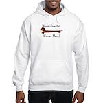 World's Greatest Dachshund Mom! Hooded Sweatshirt