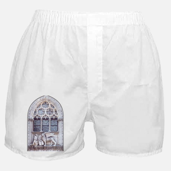 Venice San Marco Roman Cathedral Wind Boxer Shorts