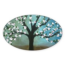 Cherry Blossom Tree Decal