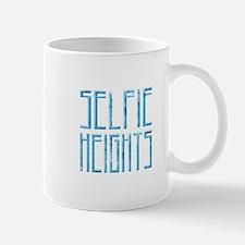 Selfie Heights Mugs