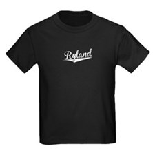 Ryland, Retro, T-Shirt