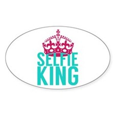 Selfie King Decal