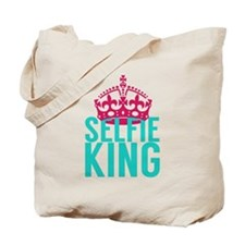 Selfie King Tote Bag