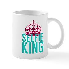 Selfie King Mugs