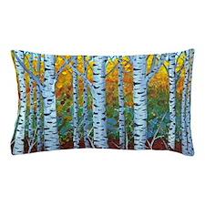 Aspen Trees Pillow Case