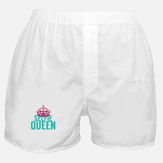 Selfie Queen Boxer Shorts