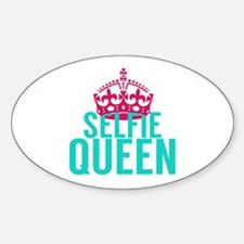 Selfie Queen Decal