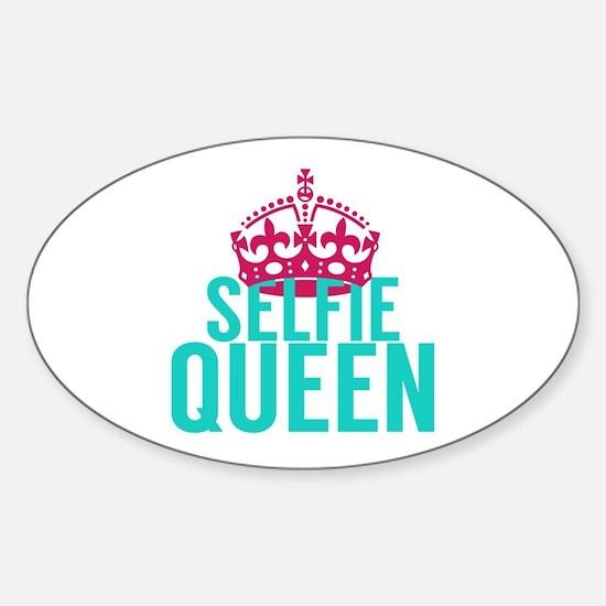Selfie Queen Decal