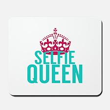 Selfie Queen Mousepad