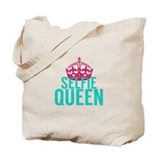 Selfie Queen Tote Bag