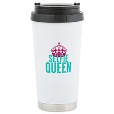 Selfie Queen Travel Mug