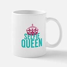 Selfie Queen Mugs