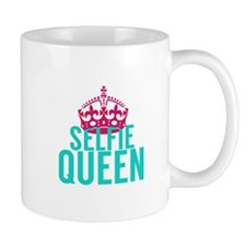 Selfie Queen Mugs