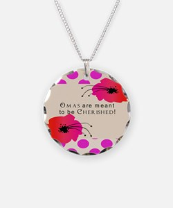 Oma Grandmother Necklace