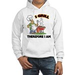 I Grill Hooded Sweatshirt