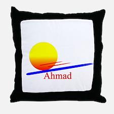 Ahmad Throw Pillow