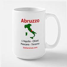 Abruzzo Large Mug
