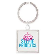 Selfie Princess Keychains