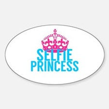 Selfie Princess Decal