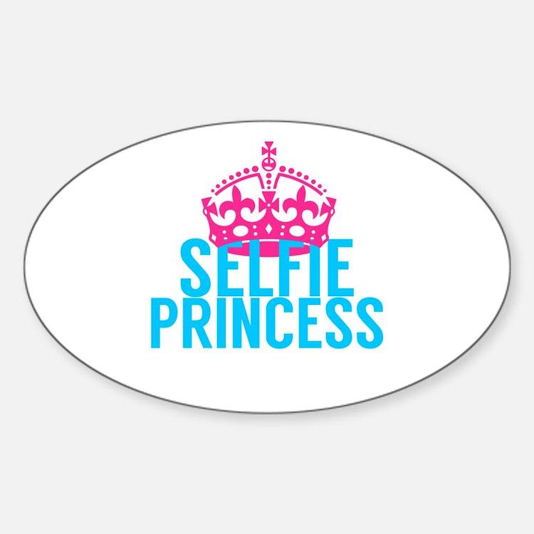 Selfie Princess Decal