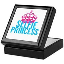 Selfie Princess Keepsake Box