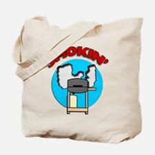 Smokin' Barbecue Tote Bag