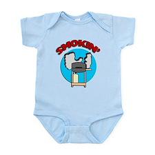 Smokin' Barbecue Infant Bodysuit