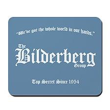 Bilderberg Mousepad In Blueblood Blue