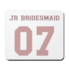 Junior Bridesmaid 07 Mousepad
