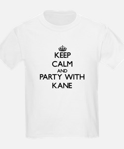 Keep calm and Party with Kane T-Shirt