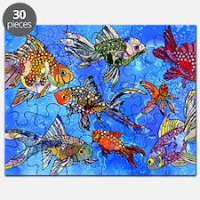 Wild Goldfish Puzzle