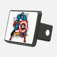 Captain America Ripped Hitch Cover