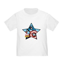 Captain America Star T