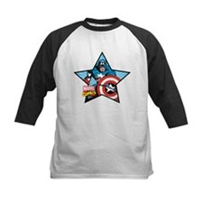 Captain America Star Tee