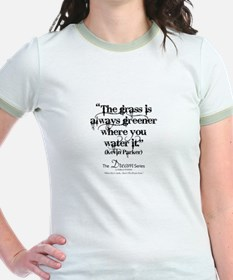 The Grass (black - L) T-Shirt